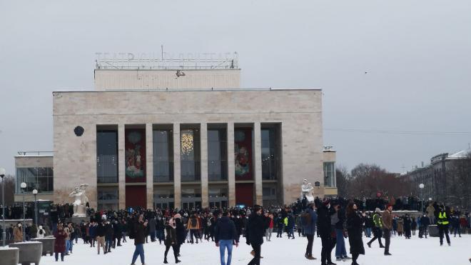Анна Митянина прокомментировала задержание 11-летней девочки на митинге 31 января