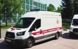 За последние сутки в Петербургеподтверждено 7 летальных случаев от COVID-19