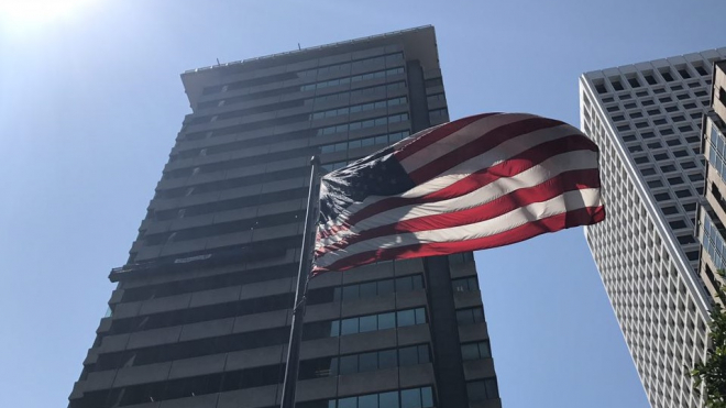 С 31 марта в Петербурге закрывается консульство США