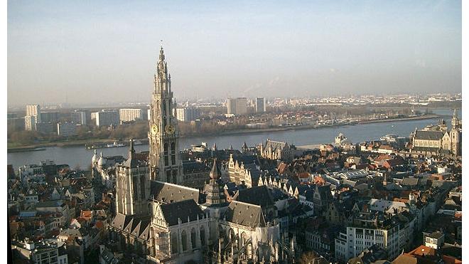 Житель Москвы пропал в бельгийском Антверпене