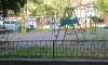 В Курске трансвестита повесили на женских колготках посреди детской площадки