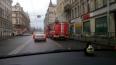 На Суворовском проспекте горел магазин спортивных ...