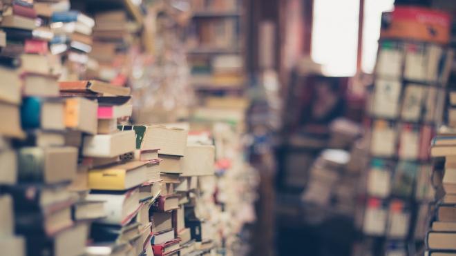 В Северной столице изъяли 160 тысяч контрафактных учебников