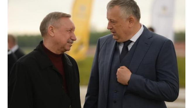 Правительства Петербурга и Ленобласти рассмотрят возможность интеграции регионов на совместном заседании