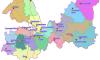 В Закс закупят 24 настенные карты Ленобласти