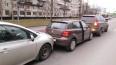 """Водитель КИА """"собрал в кучку"""" 3 других автомобиля"""