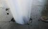Потоп на пл. Бехтерева: очередной прорыв трубопровода на пересечении с Седова