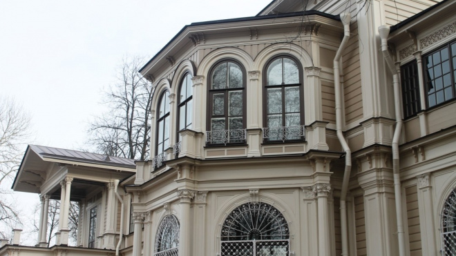 Центр искусств появится в Лопухинском саду