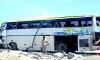 В Египте перевернулся туристический автобус