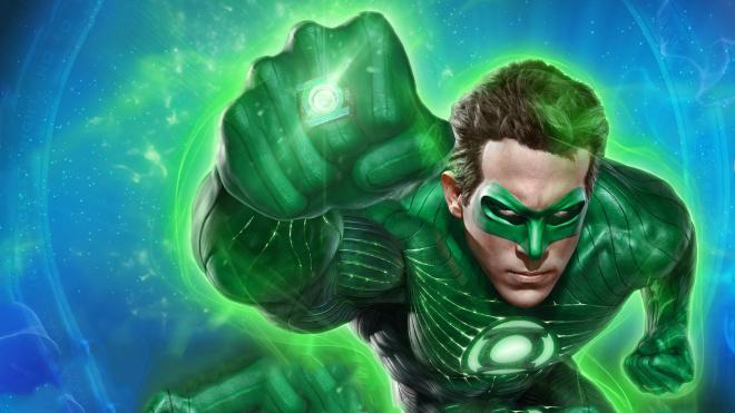 Зелёный Фонарь из DC получит собственный сериал