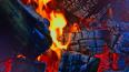 В Кировском районе 8 пожарных боролись с огнем в частном...