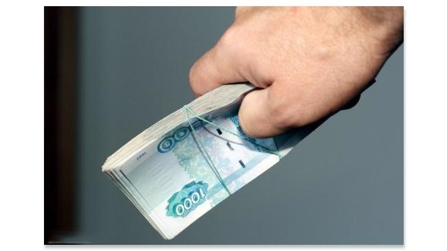 Петербургского следователя задержали при получении взятки в 200 тысяч