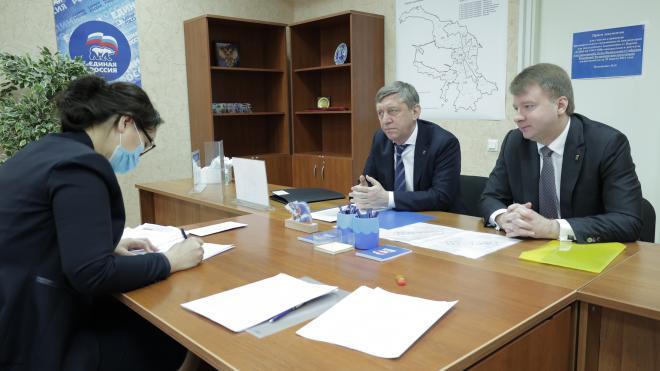 Тетердинко и Соловьев намерены баллотироваться в Госдуму
