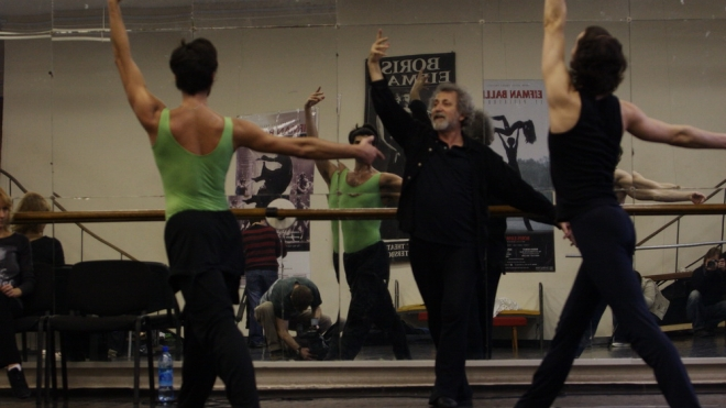 В Санкт-Петербурге собираются построить театр балета им. Бориса Эйфмана