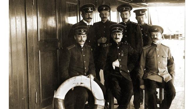 ФСБ рассекретила уголовное дело адмирала Белой армии Колчака