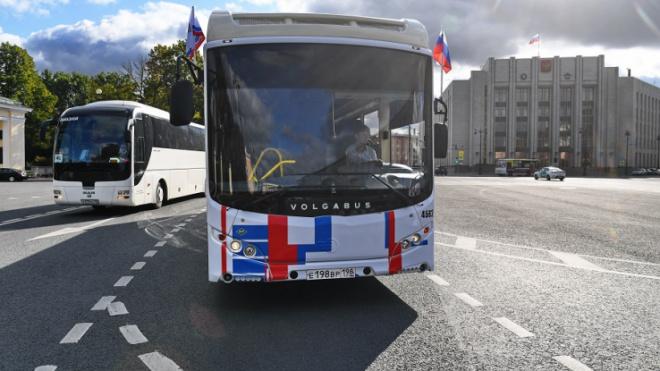 Ленобласть организует проезд общественного транспорта по дороге, соединяющей Кудрово и проспект Большевиков