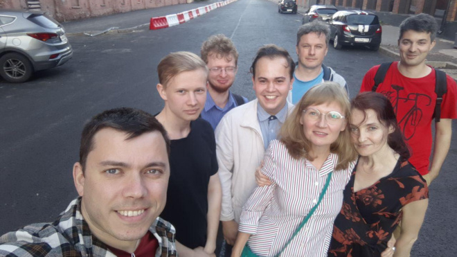 Суд снял с муниципальных выборов команду главы штаба Навального в Петербурге