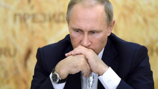 Time не включил Путина в рейтинг самых влиятельных людей