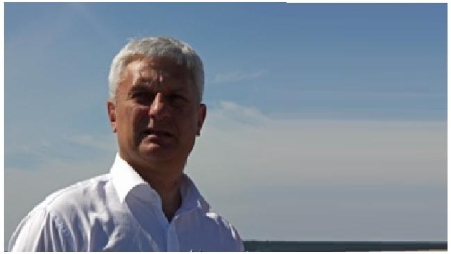 И.о. главы Адмиралтейского района назначен Валерий Гарнец