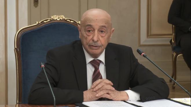 Глава парламента Ливии Салех рассказал о нарушениях Схиратского соглашения со стороны ПНС