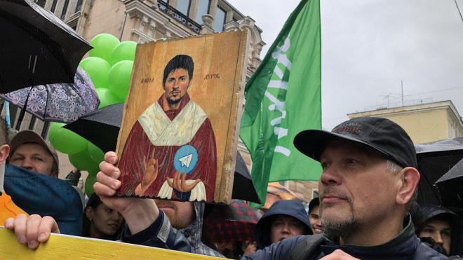В Москве согласовали повторный митинг в поддержку свободного интернета