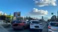 Два автомобиля столкнулись на пересечении Сизова и Корол...
