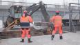 Из-за ремонта КАД в Петербурге собралась 11-ти километро ...
