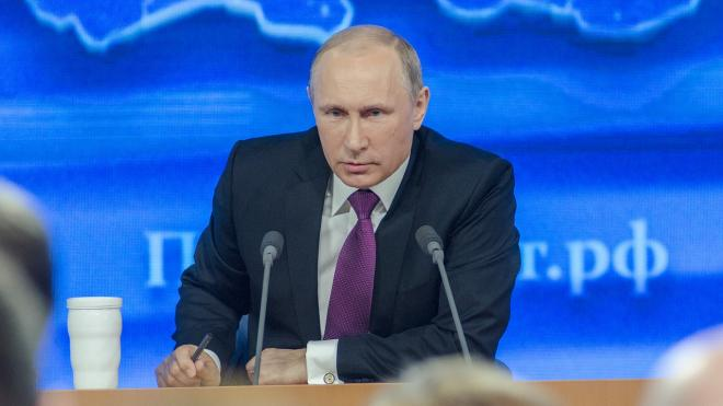 Путин рассказал, в каком роддоме родился