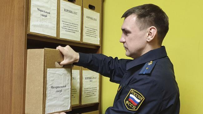 Судебные приставы Петербурга помогли обманутому дольщику отсудить 2,6 млн рублей неустойки