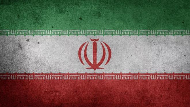 Сбитый военный вертолет Азербайджана упал на территорию Ирана
