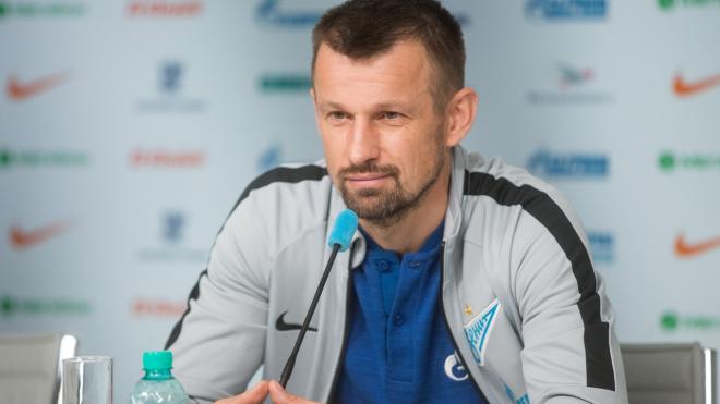 """Семак верит, что Кокорин вернется в """"Зенит"""""""