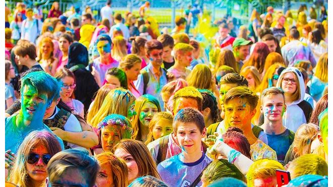 Православный активист отменил фестиваль красок в Липецке и Воронеже