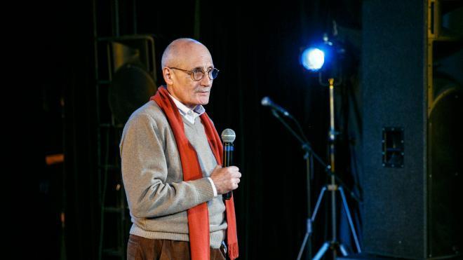 Худрук Молодёжного театра на Фонтанке отмечает юбилей