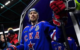 СКА продлил контракт с Бурдасовым на два года