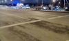 На Пискаревском проспекте водитель сбил человека