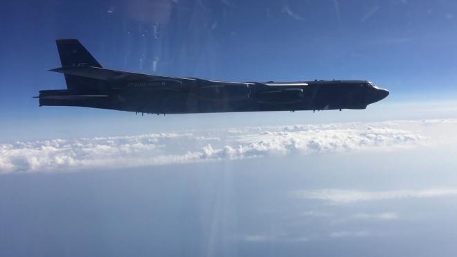 ВВС США заявили о готовности ударить бомбардировщиками B-1B и B-2 по объектам России