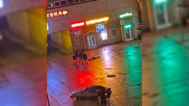 На Наличной улице жестоко избили мужчину