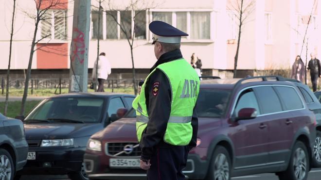 За выходные в Петербурге и Ленобласти задержаны 264 пьяных водителя