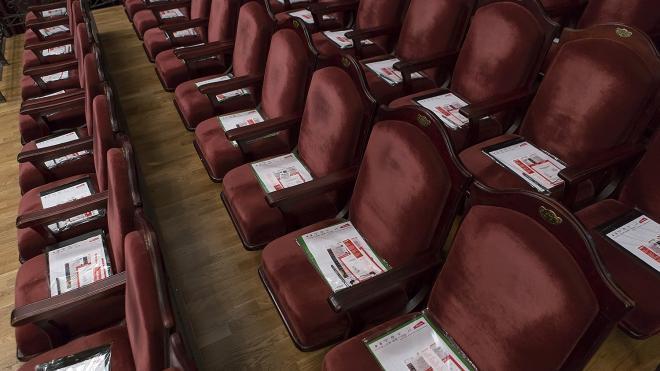 Купленные билеты в петербургские театры останутся действительными, несмотря на ограничения