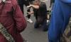На Пироговской набережной водитель распылил перцовый баллончик в лицо оппозиционеру