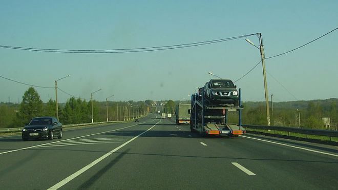 На участке магистрали М-10 в Ленобласти будет проведен капремонт