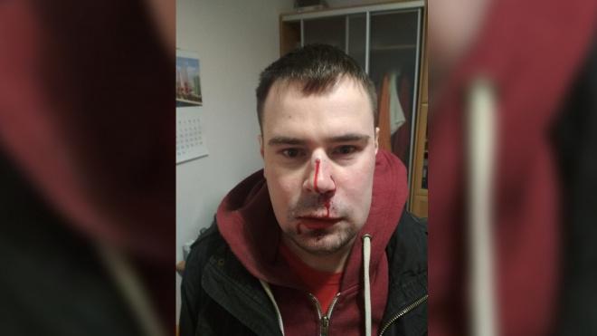 """После нападения на лидера петербургского отделения """"Другой России"""" возбуждено уголовное дело"""