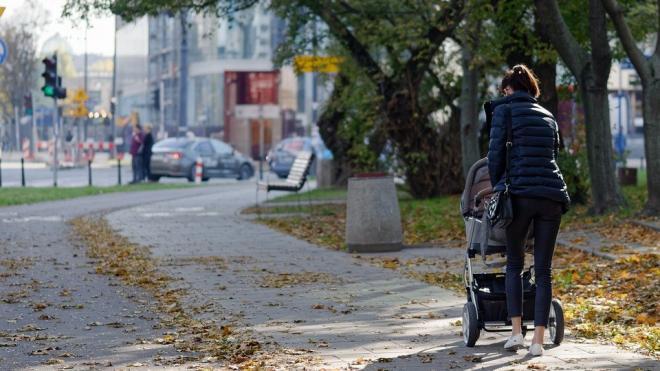 В метро Петербурга объяснили, как будут пускать женщин с колясками