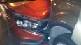 На Новоприозерском шоссе столкнулись сразу 7 автомобилей