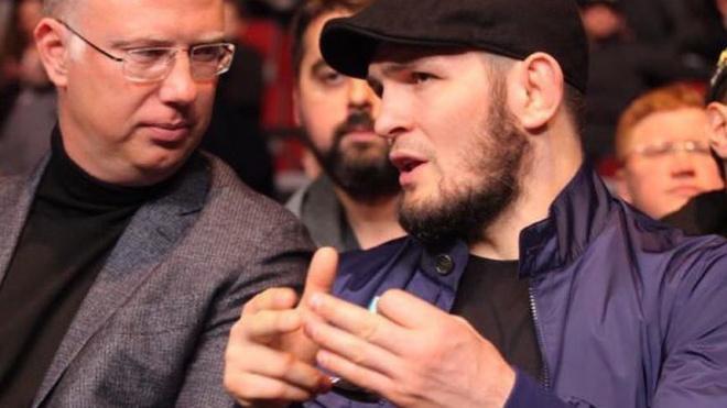 Хабибу понравилась организация турнира UFC в Петербурге