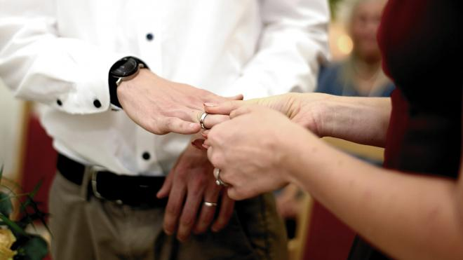 ЗАГС Петербурга начинает прием заявлений о заключении брака на лето 2021 года