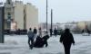 """У """"Санкт-Петербург Плаза"""" мужчина пытался сжечь себя"""