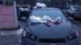 На Цимбалина машину из Башкирии закидали мусором за неуд...