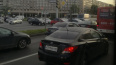 Автомобили встали на Гамбургской площади из-за неработаю ...