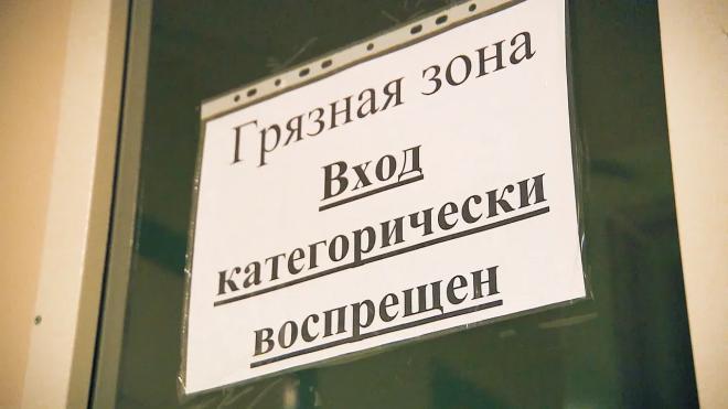 Доля положительных тестов на коронавирус в Петербурге выросла до 11%